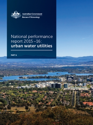 Benchmarking urban water utilities