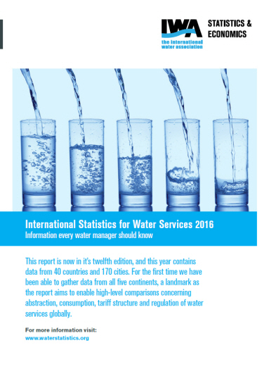 International Statistics for Water Services 2016